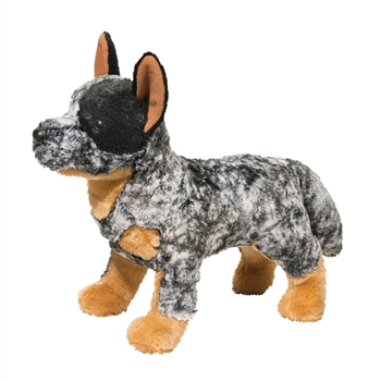 Bolt the Plush Australian Cattle Dog Puppy by Douglas