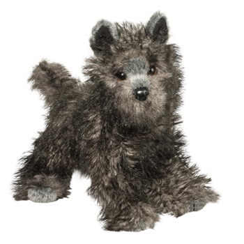 Hazel the Stuffed Cairn Terrier Puppy by Douglas