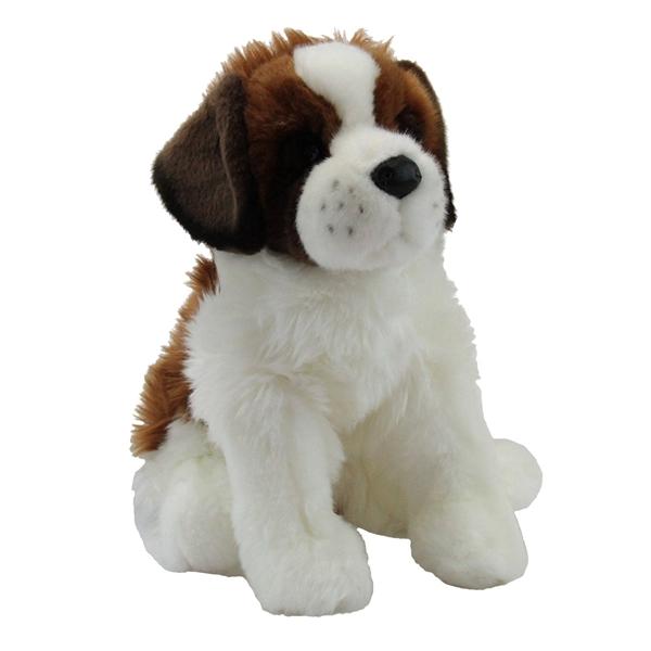 Oma The Plush St Bernard Puppy By Douglas At Stuffed Safari