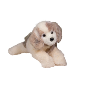 River the Big Plush Great Pyrenees by Douglas