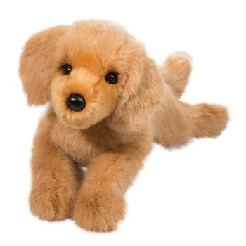 Oakley the Big Plush Golden Retriever Puppy by Douglas