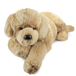 Sherman the Jumbo Stuffed Golden Retriever by Douglas
