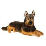 Major the Jumbo Stuffed German Shepherd by Douglas