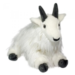 Seth the DLux Stuffed Mountain Goat by Douglas