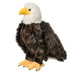 Adler the Plush Bald Eagle by Douglas