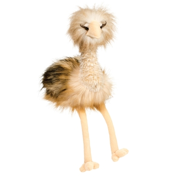 Olivia the Plush Ostrich by Douglas