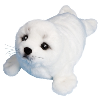 Twinkle the Plush Harp Seal Pup by Douglas