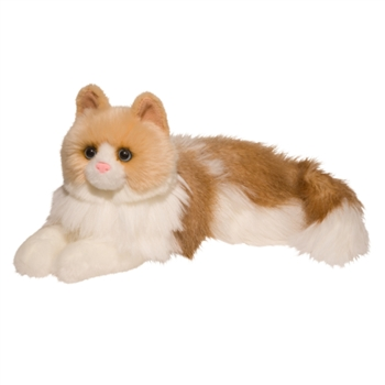 Kiki the Stuffed Ragdoll Cat by Douglas