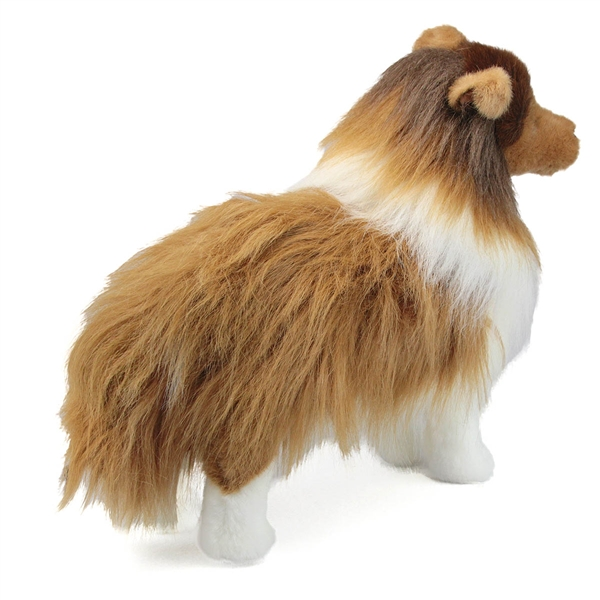 Dixie The Stuffed Sheltie By Douglas At Stuffed Safari