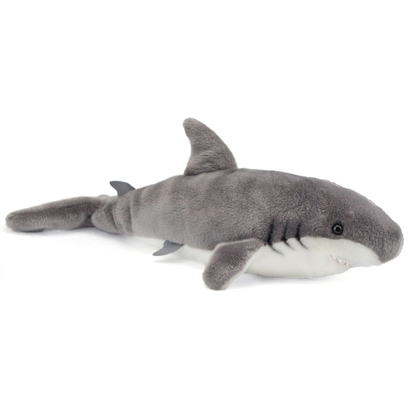 Fin The Great White Shark Stuffed Animal By Douglas At Stuffed Safari