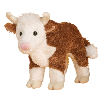 Tumbleweed the Plush Bull by Douglas