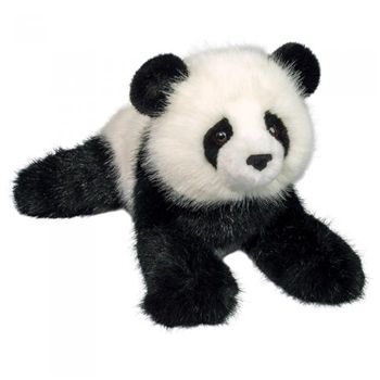Wasabi the DLux Plush Panda by Douglas
