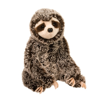 Libby the Little Plush Sloth by Douglas