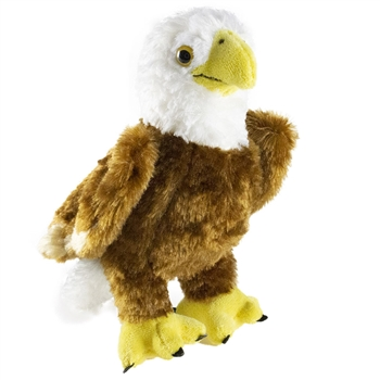 Colbert the Stuffed Bald Eagle by Douglas
