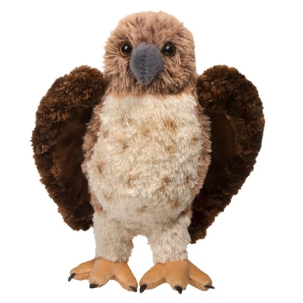 Orion The Red Tailed Hawk Stuffed Animal By Douglas At Stuffed Safari