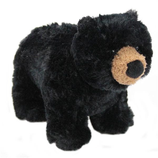 Charcoal The Little Plush Black Bear By Douglas At Stuffed Safari