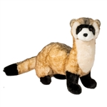 Vince the Plush Black Footed Ferret by Douglas