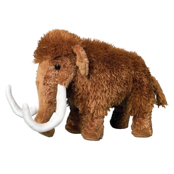 Everett The Plush Woolly Mammoth By Douglas At Stuffed Safari