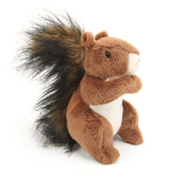 Roadie the Plush Red Squirrel by Douglas