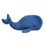 Willie the Plush Navy Blue Whale by Douglas