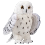 Legend the Snowy Owl Stuffed Animal by Douglas