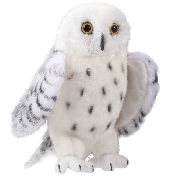 Legend The Snowy Owl Stuffed Animal By Douglas At Stuffed