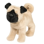 Bo the Little Plush Pug by Douglas