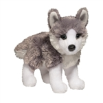 Nikita the Little Plush Husky by Douglas