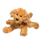 Molasses the Little Plush Caramel Labradoodle by Douglas