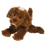 Bosco the Little Plush Chocolate Labradoodle by Douglas