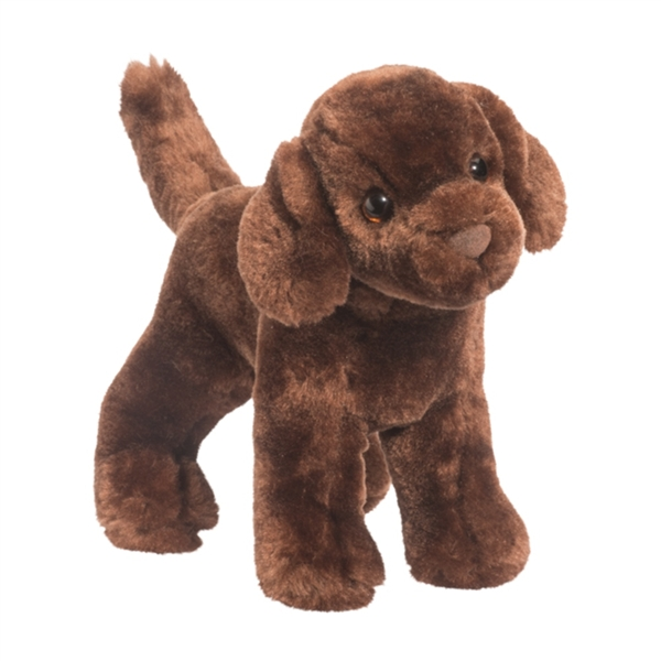 Little Plush Chocolate Lab Puppy Douglas Stuffed Safari