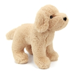Cornell the Little Plush Yellow Lab Puppy by Douglas