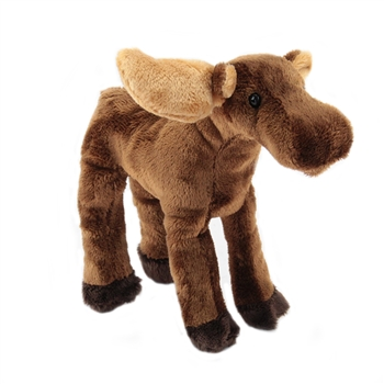 Lumberjack the Little Plush Moose by Douglas