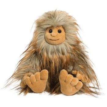 Flo the Small Sitting Stuffed Sasquatch by Douglas