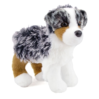 Steward the Little Plush Australian Shepherd by Douglas