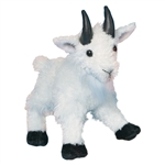 Maggie the Little Plush Mountain Goat by Douglas