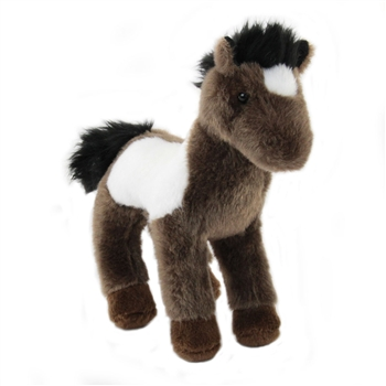 Aztec the Plush Indian Paint Horse by Douglas