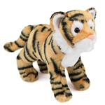 Lava the Tiger Stuffed Animal by Douglas