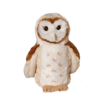 Rafter the Barn Owl Stuffed Animal by Douglas