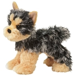 Yonkers the Little Plush Yorkshire Terrier by Douglas