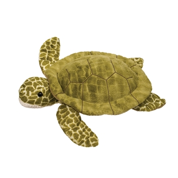 Pebbles the Plush Sea Turtle by Douglas