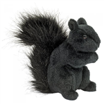 Hi-Wire the Plush Black Squirrel by Douglas