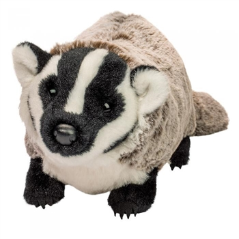 Barry the Plush Badger by Douglas
