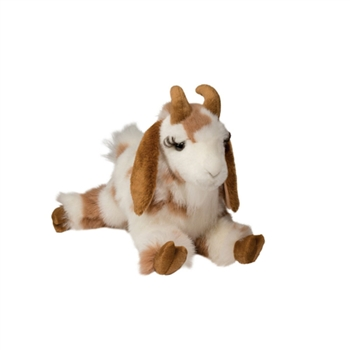 Brady the Long Ear Plush Goat by Douglas
