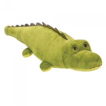Plush Alligator Macaroon by Douglas
