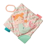 Plush Mermaid Activity Blanket for Babies by Douglas