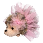 Swirly the Stuffed Hedgehog in a Tutu by Douglas