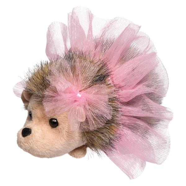 Swirly The Stuffed Hedgehog In A Tutu By Douglas At Stuffed Safari