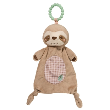 Plush Sloth Teether Blanket Lil Sshlumpie by Douglas