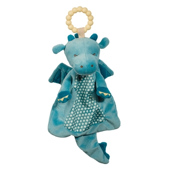 Baby Teether Plush Dragon by Douglas